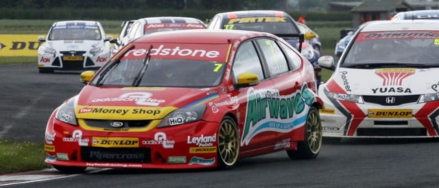 Mat Jackson (Photo Credit: btcc.net)