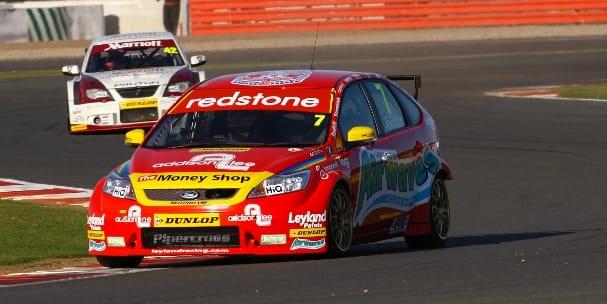 Mat Jackson, Silverstone (Photo Credit: Chris Enion)