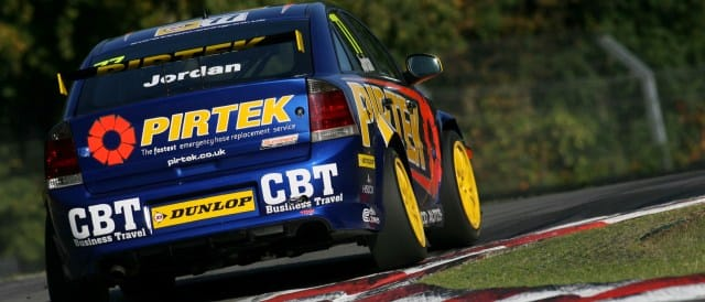 Pirtek Racing will see the back of the Vauxhall Vectra and move on to the new Honda Civic - Photo Credit: btcc.net
