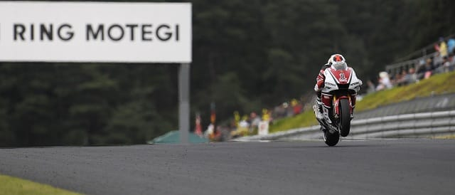 Jorge Lorenzo - Photo Credit: Bridgestone Motorsport