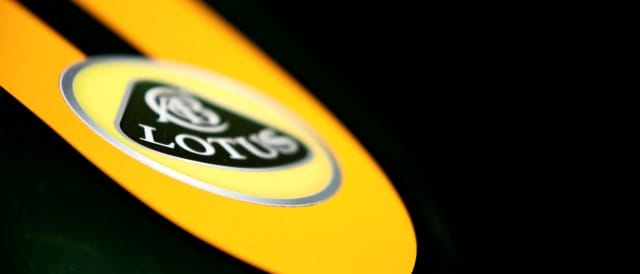 Lotus logo - Photo Credit: GP3 Media Service