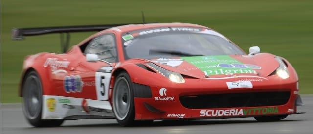Scuderia Vittoria Ferrari 458 (Photo Credit: Jakob Ebrey)