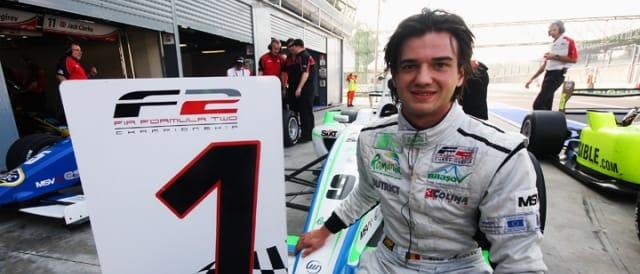 Mihai Marinescu - Photo Credit: FIA Formula Two Championship