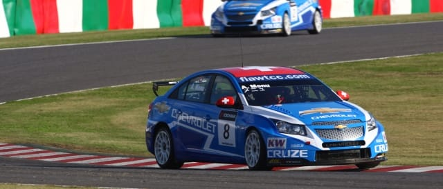 Alain Menu - Photo Credit: fiawtcc.com