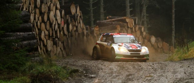 Andreas Mikkelsen - Photo Credit: rally-irc.com