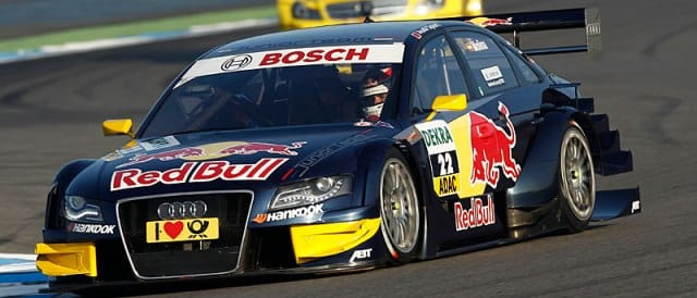 Miguel Molina - Photo Credit: dtm.com