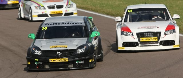 James Nash en route to his first BTCC win (Photo Credit: btcc.net)