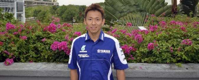 Katsuyuki Nakasuga - Photo Credit: Yamaha