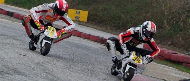 Mattia Pasini & Marco Simoncelli - Photo Credit: MotoGP.com