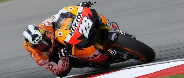 Dani Pedrosa - Photo Credit: Bridgestone Motorsport