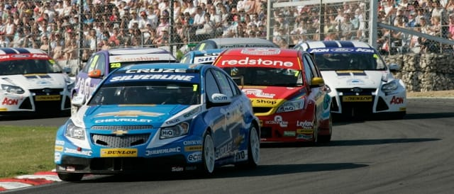 Jason Plato (Photo Credit: btcc.net)