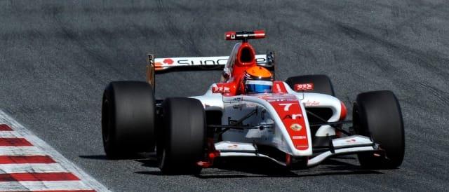 Alexander Rossi (Photot Credit: Renault Sport)