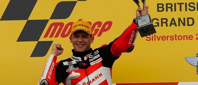 Stefan Bradl - Photo Credit: MotoGP.com
