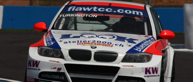 Colin Turkington - Photo Credit: fiawtcc.com
