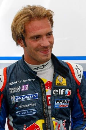 Jean-Eric Vergne (Photo Credit: Renault Sport)