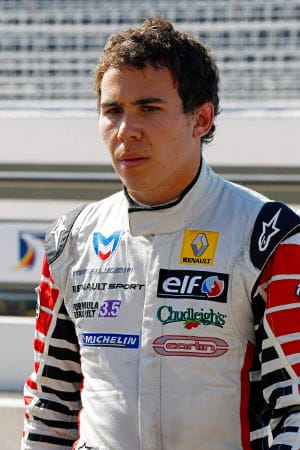 Robert Wickens (Photo Credit: Reanult Sport)