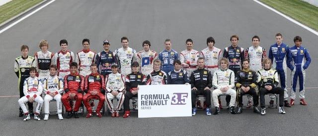 2010's Formula Renault 3.5 drivers (Photo Credit: Renault Sport)