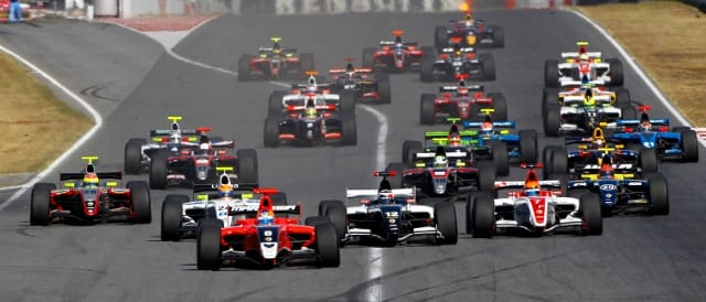 Formula Renault 3.5 (Photo Credit: Renault Sport)