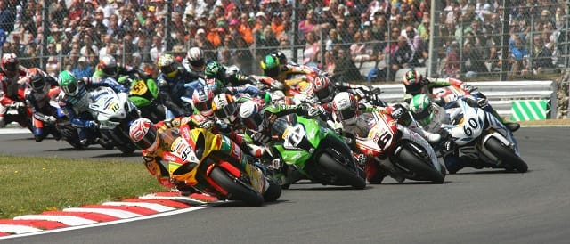 The 2012 British Superbike Championship will start and finish at Brands Hatch - Photo Credit: Motorsport Vision