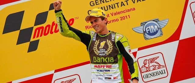 Nicolas Terol - Photo Credit: MotoGP.com