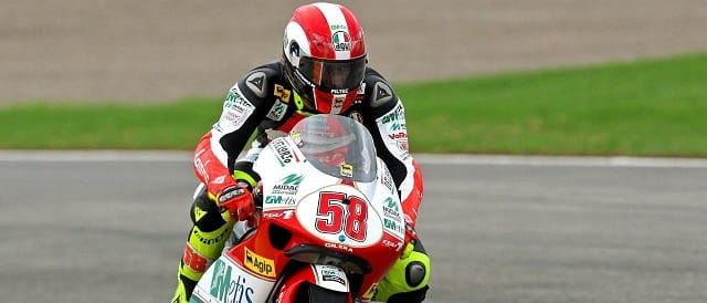 Marco Simoncelli - Photo Credit: MotoGP.com