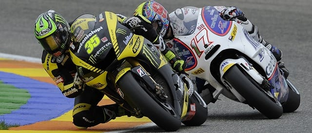 Cal Crutchlow & Karel Abraham - Photo Credit: Tech 3