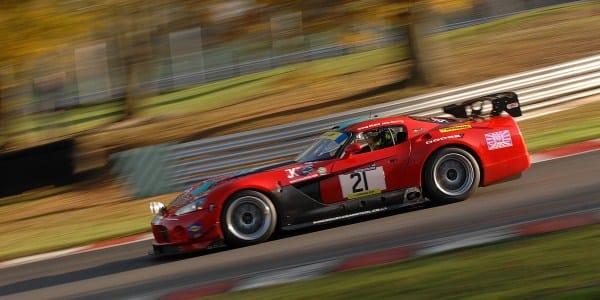 GT3 Racing Dodge Viper, Brands Hatch (Photo Credit: Chris Gurton Photography)