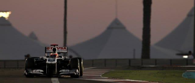 Rubens Barrichello - Photo Credit: Lorenzo Bellanca/LAT Photographic