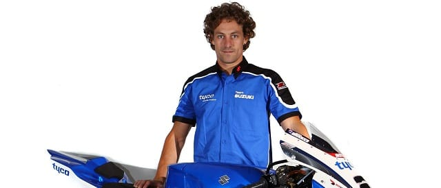 Josh Brookes (Tyco Suzuki) - Photo Credit: Motorsport Vision