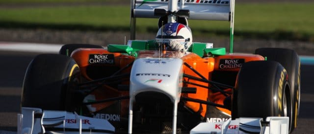 Johnny Cecotto Jr - Photo Credit: Sahara Force India F1 Team