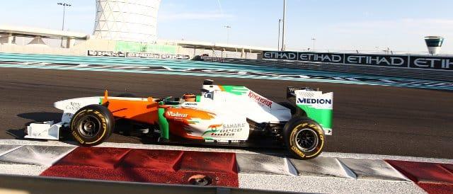 Max Chilton - Photo Credit: Sahara Force India