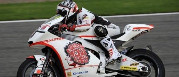 Yuki Takahashi - Photo Credit: Gresini Racing