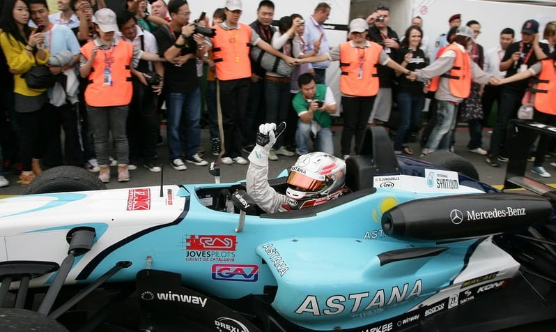Daniel Juncadella - Winner of the 58th Macau GP - Photo Credit: F3Euroseries.com