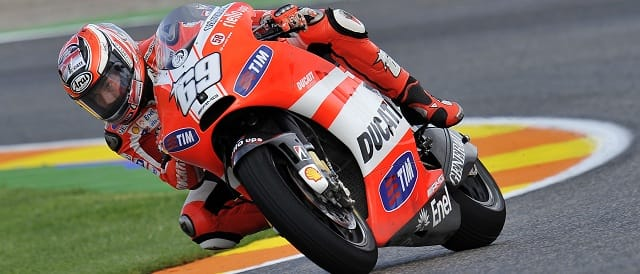 Nicky Hayden - Photo Credit: Ducati