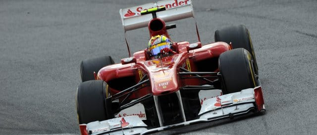 Felipe Massa - Photo Credit: Ferrari