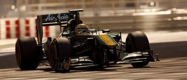 Luiz Razia - Photo Credit: Team Lotus