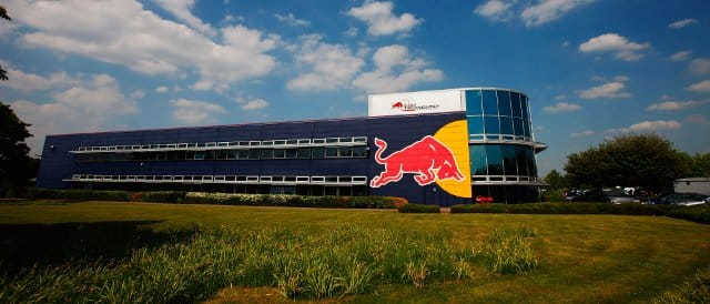 The team are based in Milton Keynes - Photo Credit: Getty Images for Red Bull