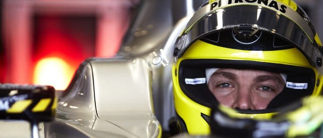 Nico Rosberg - Photo Credit: Mercedes GP
