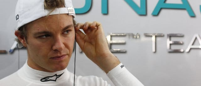 Nico Rosberg - Photo Credit: Mercedes GP