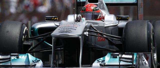 Michael Schumacher - Photo Credit: Mercedes GP