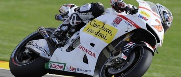 Hiroshi Aoyama - Photo Credit: Gresini Racing