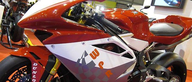 WPR's MV Agusta