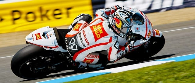 Hiroshi Aoyama (San Carlo Honda Gresini) - Photo Credit: MotoGP.com