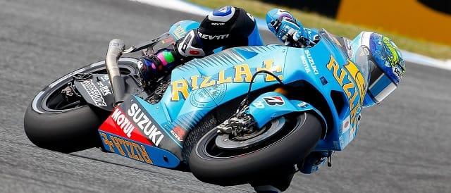 Alvaro Bautista (Rizla Suzuki) - Photo Credit: MotoGP.com