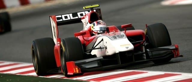 Stefano Coletti - Photo Credit: Drew Gibson/GP2 Series Media Service