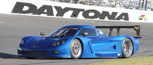 2012 Corvette Daytona Prototype (Photo Credit: General Motors)