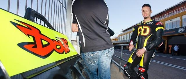 Andrea Dovizioso - Photo Credit: MotoGP.com