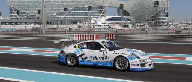 Kevin Estre - Photo Credit: Porsche AG