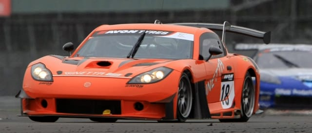 GT3 Ginetta G55 in action (Photo Credit: Jakob Ebrey)