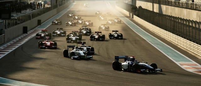 GP2 Abu Dhabi - Photo Credit: Drew Gibson/GP2 Media Service